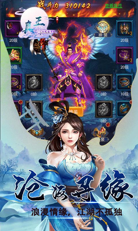 真王-GM版截图2